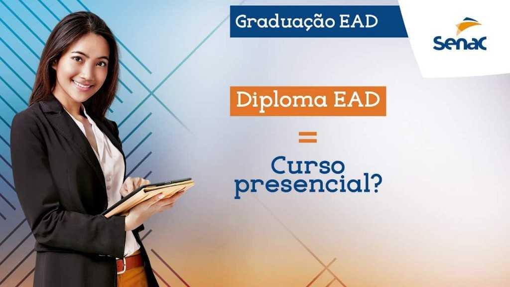 Cursos SENAC Online EAD