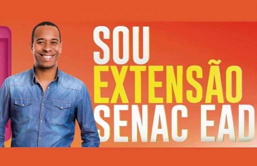 Extensões Universitárias cursos gratuitos disponíveis Senac SP