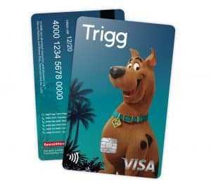 cartão de credito Trigg limite