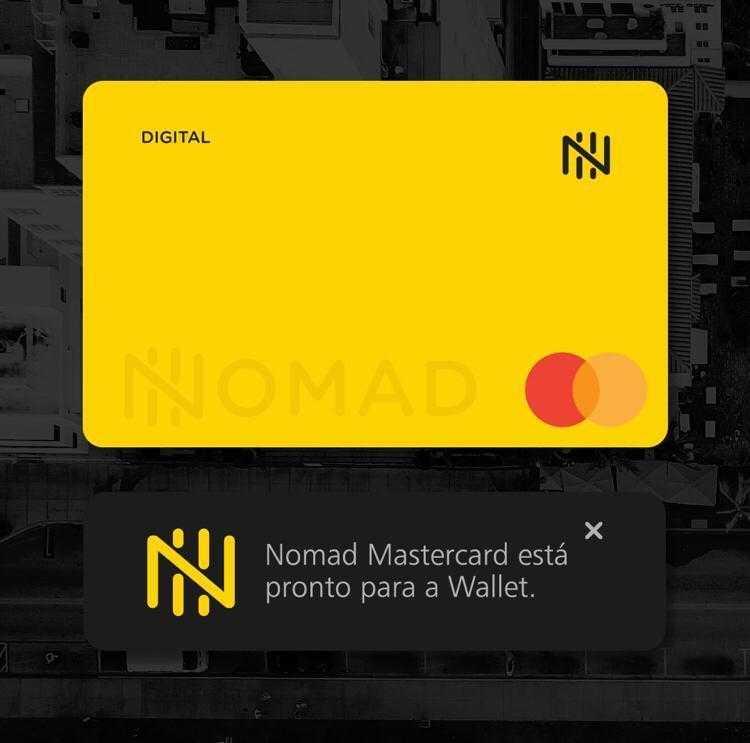 Cartão Nomad
