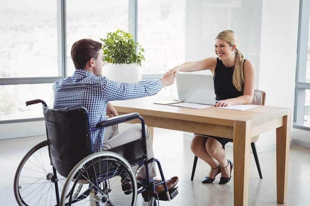 cota para deficiente