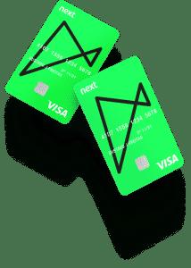 Banco Next pagamento por aproximação