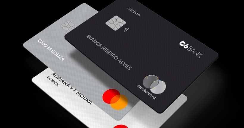 Cartão C6 Business