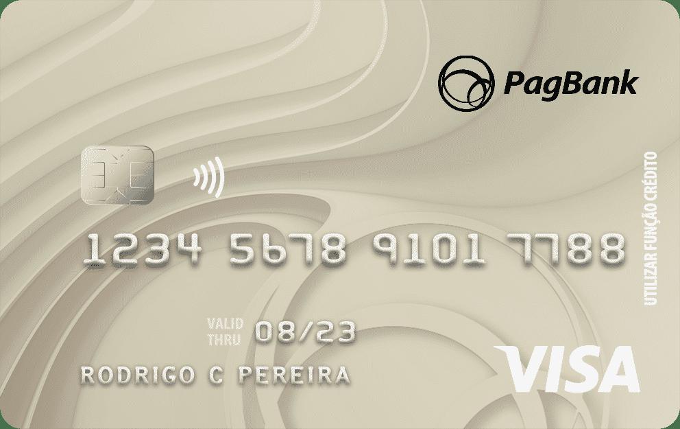 Cartão da Conta Visa anuidade