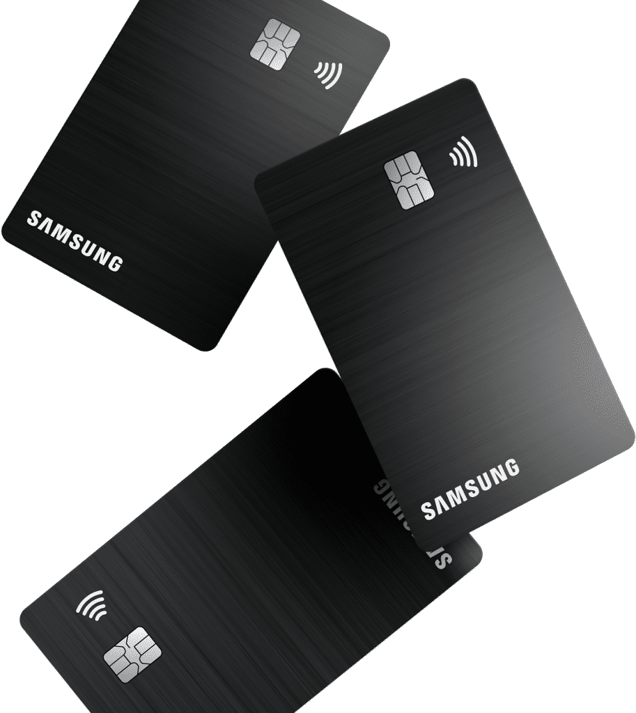 Como funciona o cartão Samsung?
