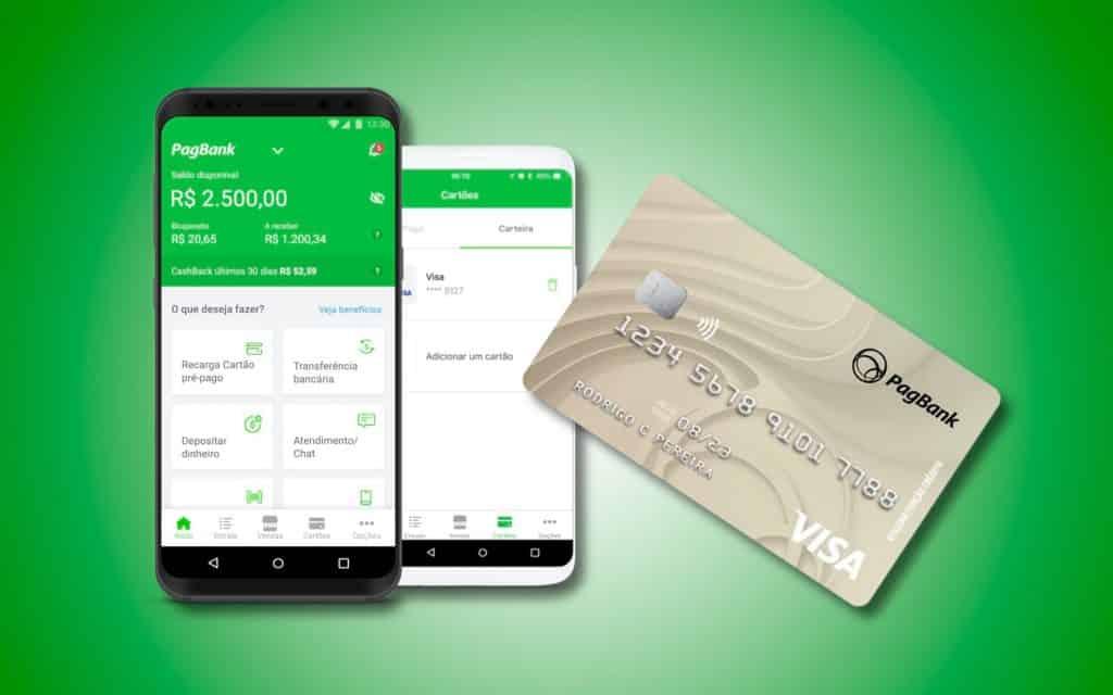 O cartão é débito ou crédito?
