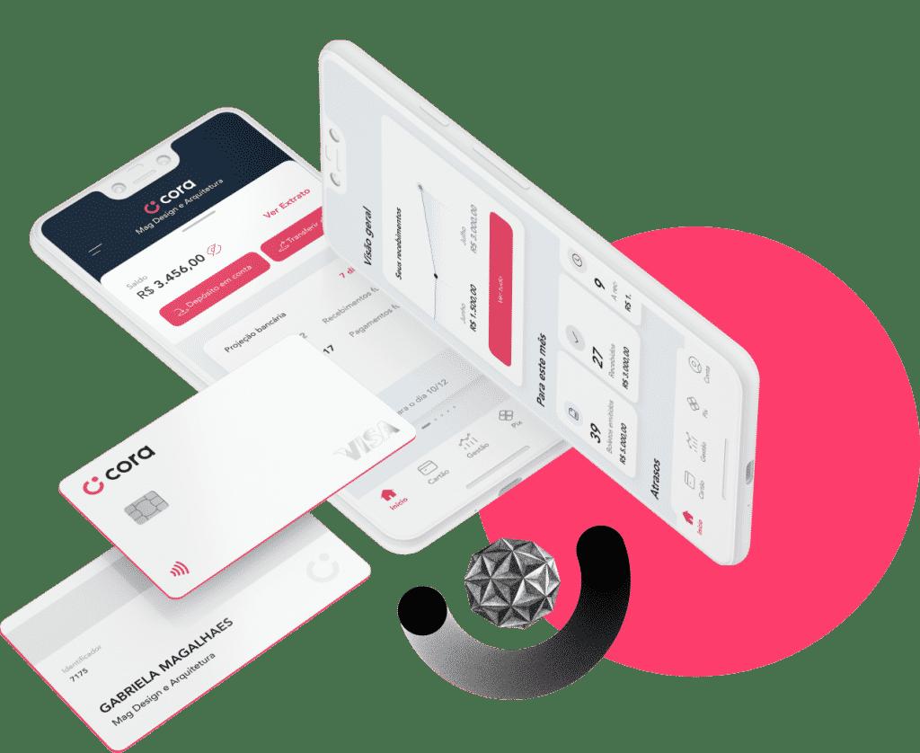O que é e como funciona a conta digital PJ Cora?