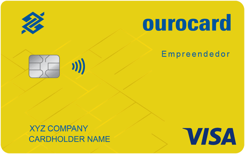 OuroCard Empreendedor BB