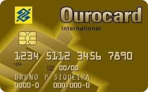 Ourocard Internacional Visa
