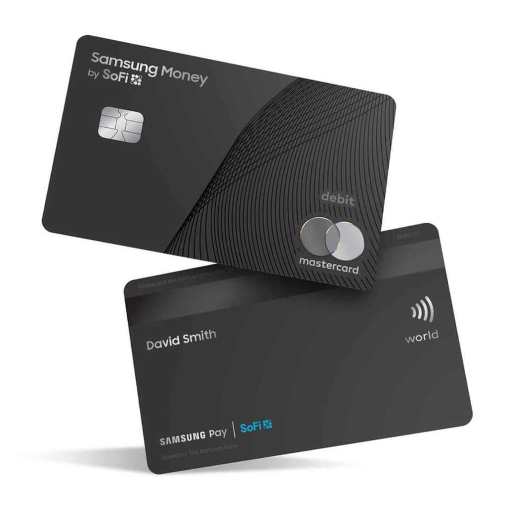 Quais as vantagens do cartão Samsung?