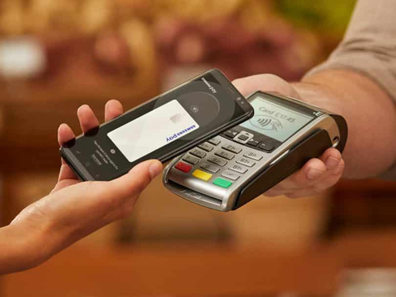 Quais as vantagens do pagamento por aproximação Samsung Pay