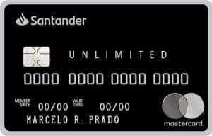 Santander Unlimited Black