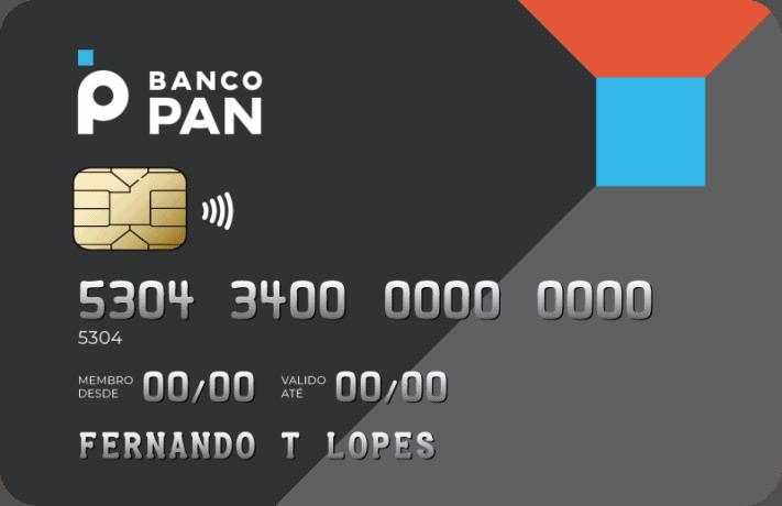 Cartão de crédito PAN Básico