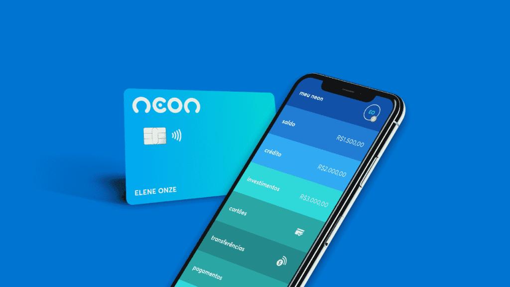 Como funciona o cartão MEI Neon?