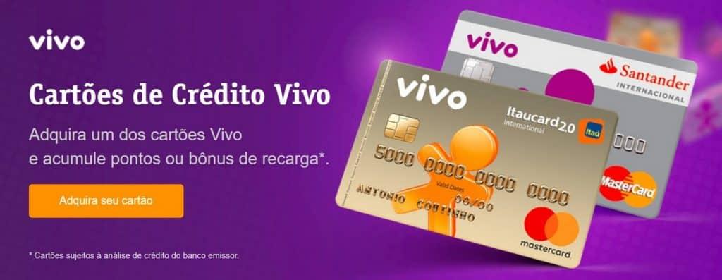 Como funciona o cartão Vivo Itaucard?