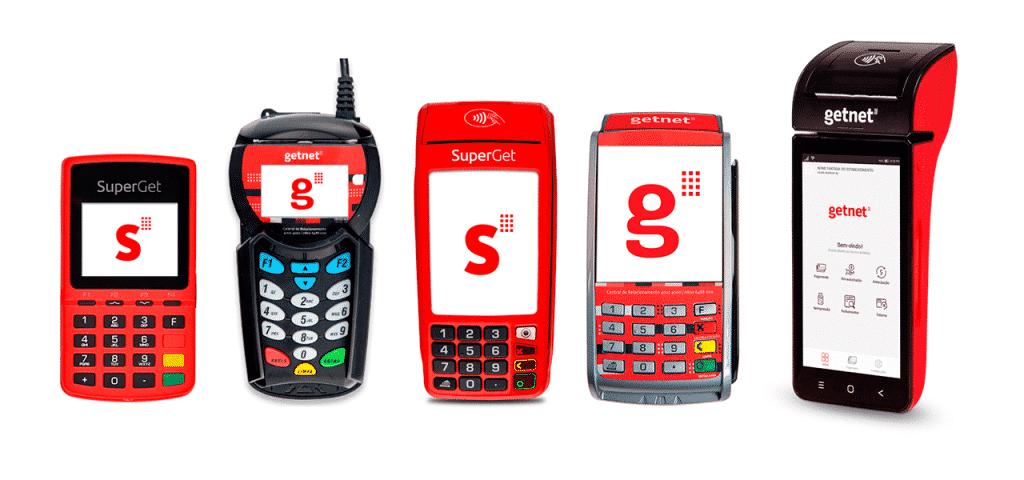 Getnet máquinas de cartão com menor taxa