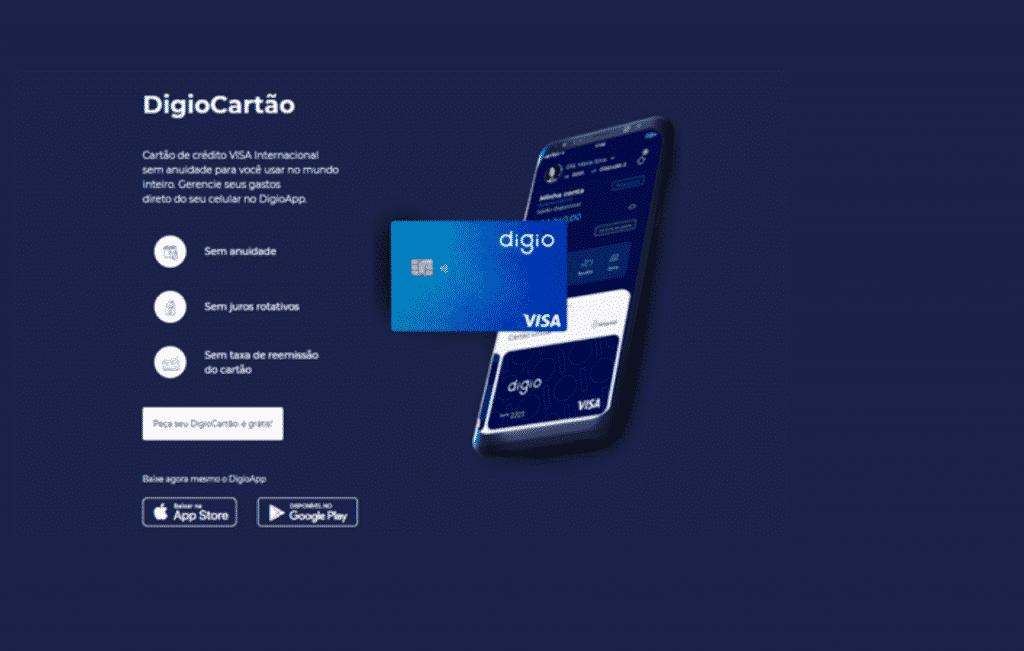 Cartão de crédito que sai na hora, bancos digitais e tradicionais.