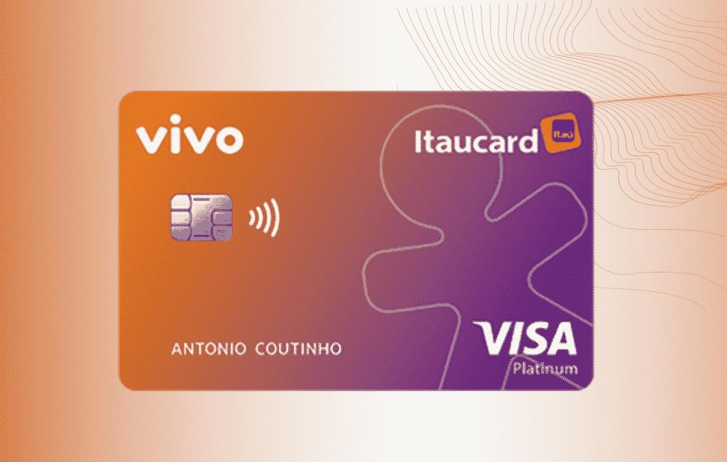 Vantagens do cartão de crédito VIVO Itaucard.