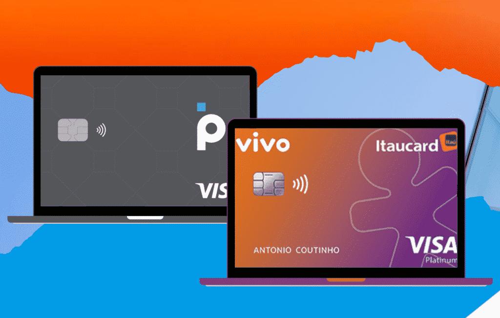 Peça seu cartão Vivo e Pan Zero Anuidade através do site.