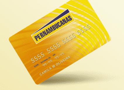 cartões de crédito de lojas pernambucanas