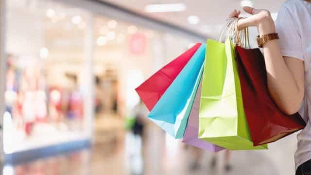 Estabeleça um limite para compras