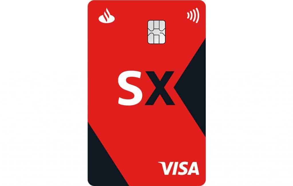 Santander SX limite