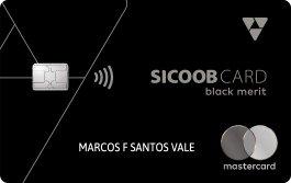 Sicoob Mastercard Black Merit