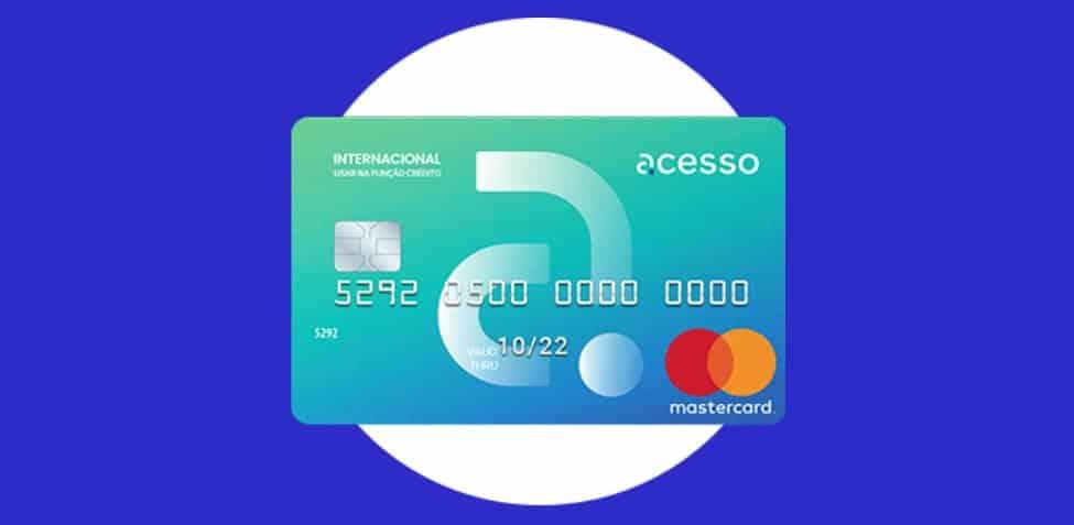 Tarifas e anuidade do cartão Acesso Card
