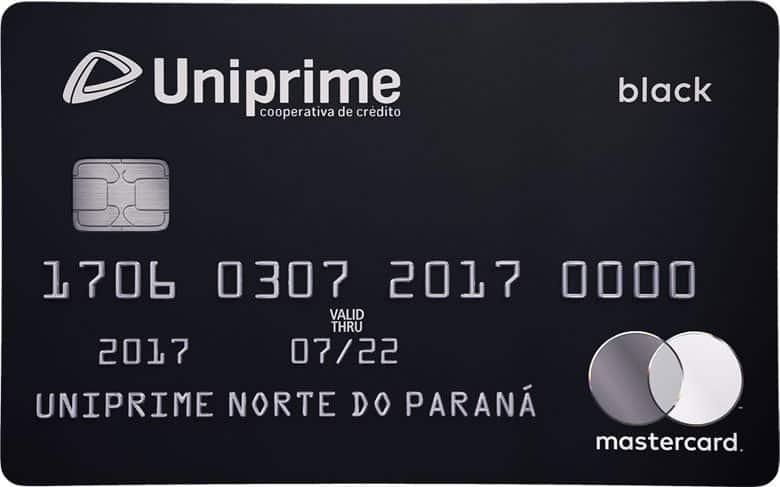 Uniprime Mastercard Black
