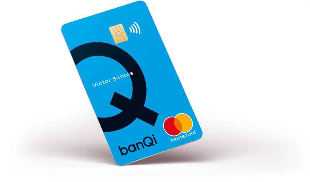 cartão virtual banQi