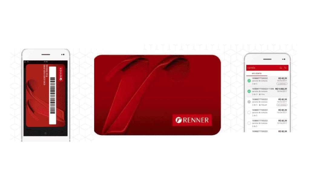 Cartão Renner crédito