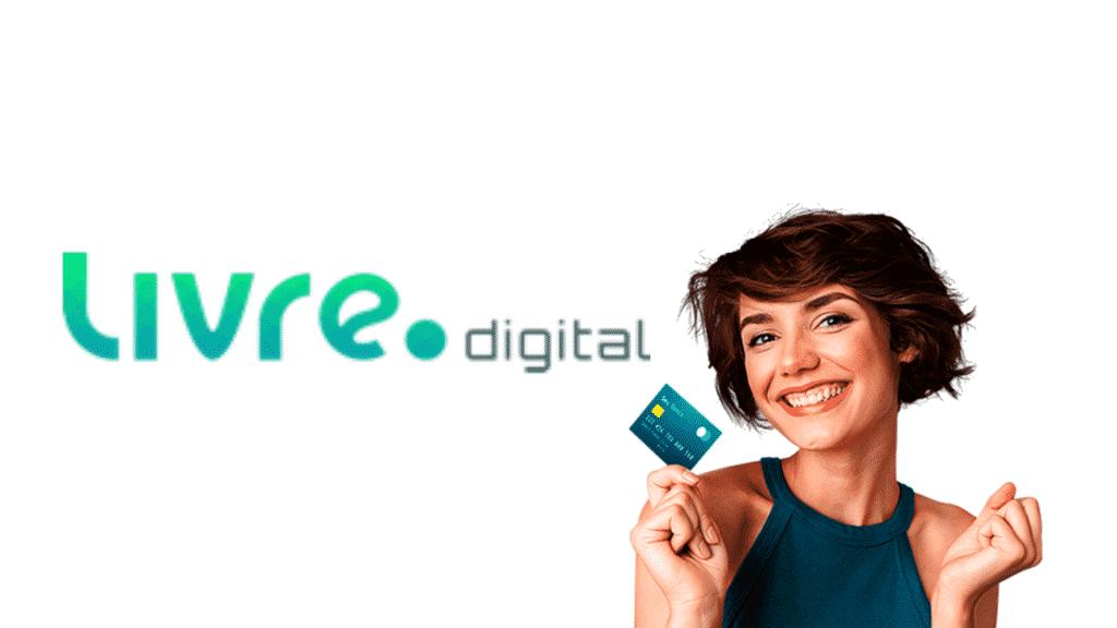 Conheça o empréstimo Livre Digital, confira os benefícios, vantagens e adesão simplificada.