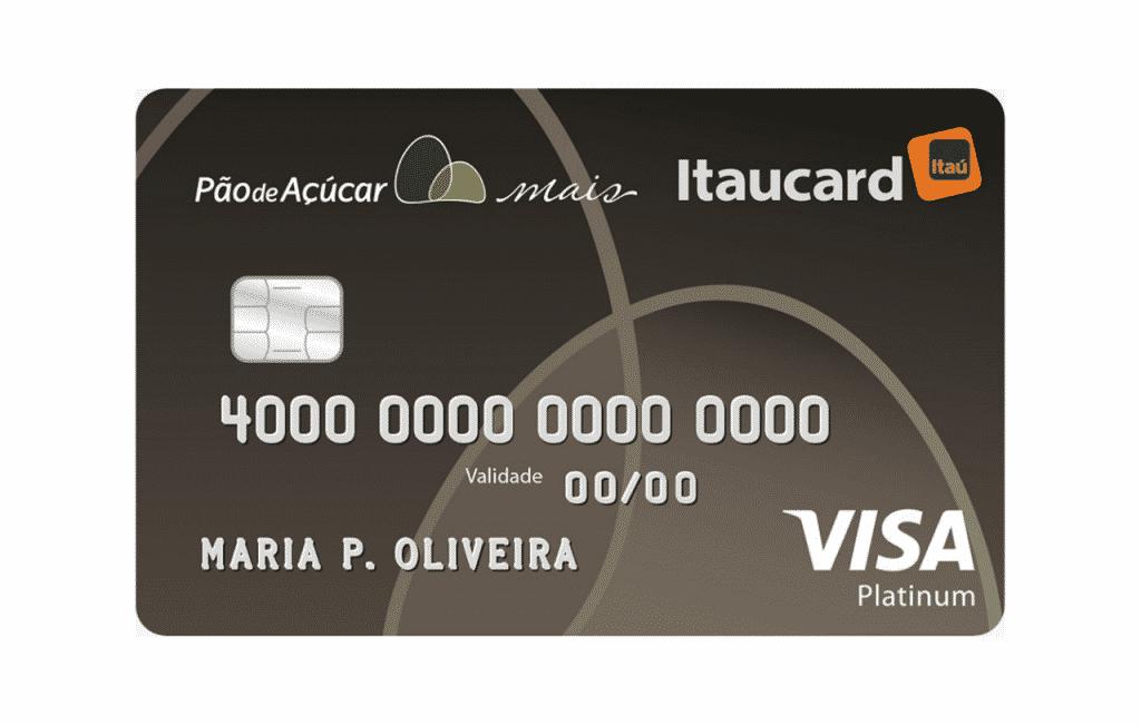 Cartão de crédito Pão de Açúcar grandes vantagens na compras