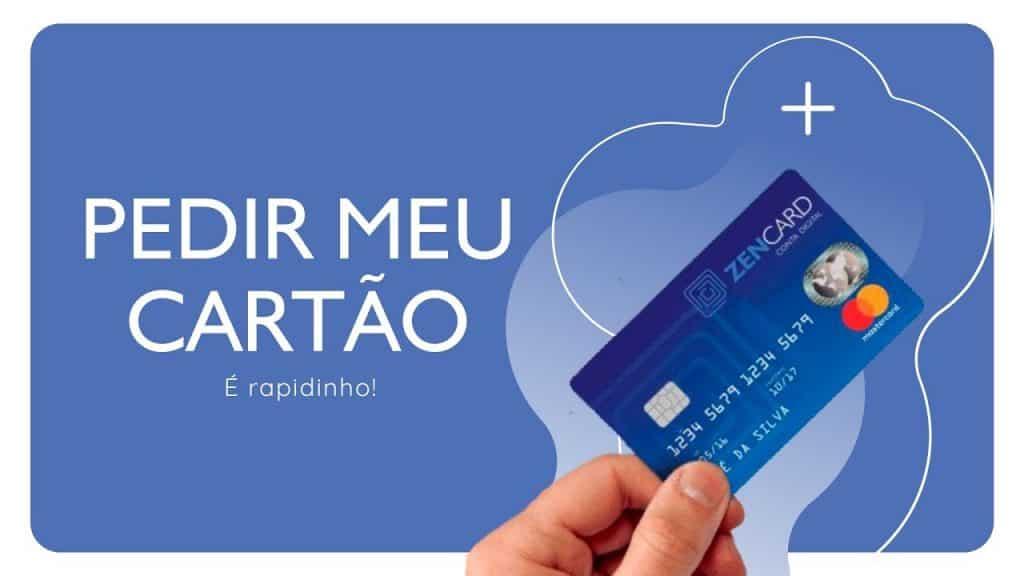Como pedir o ZenCard