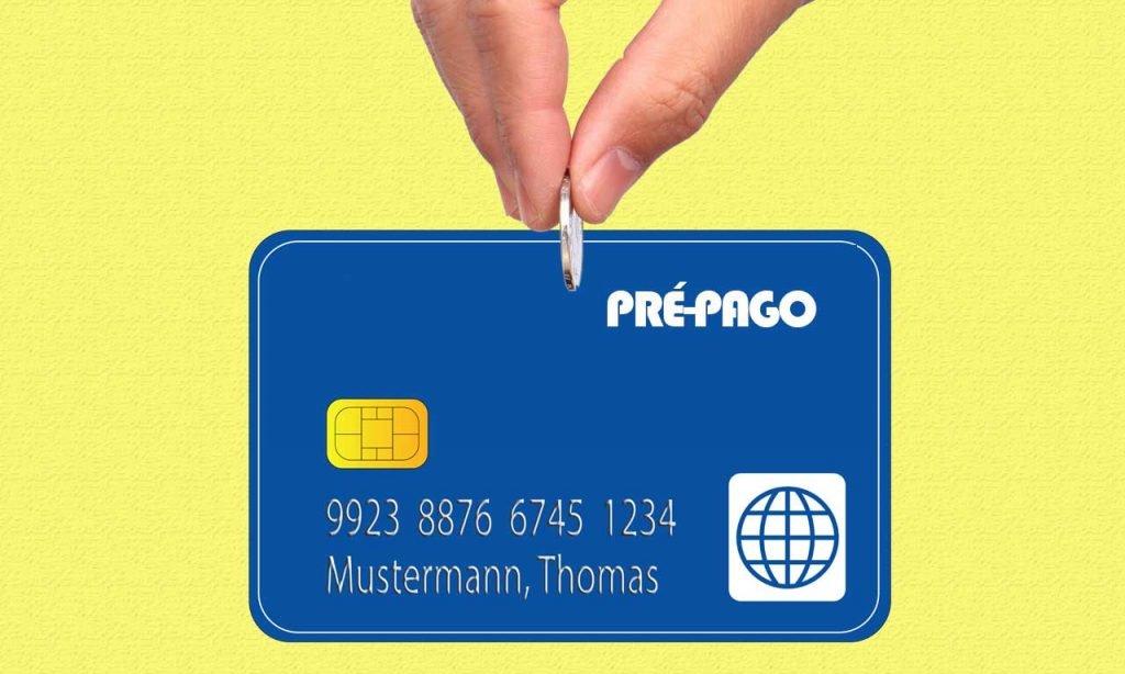 O que é e como funciona um cartão de crédito pré-pago?