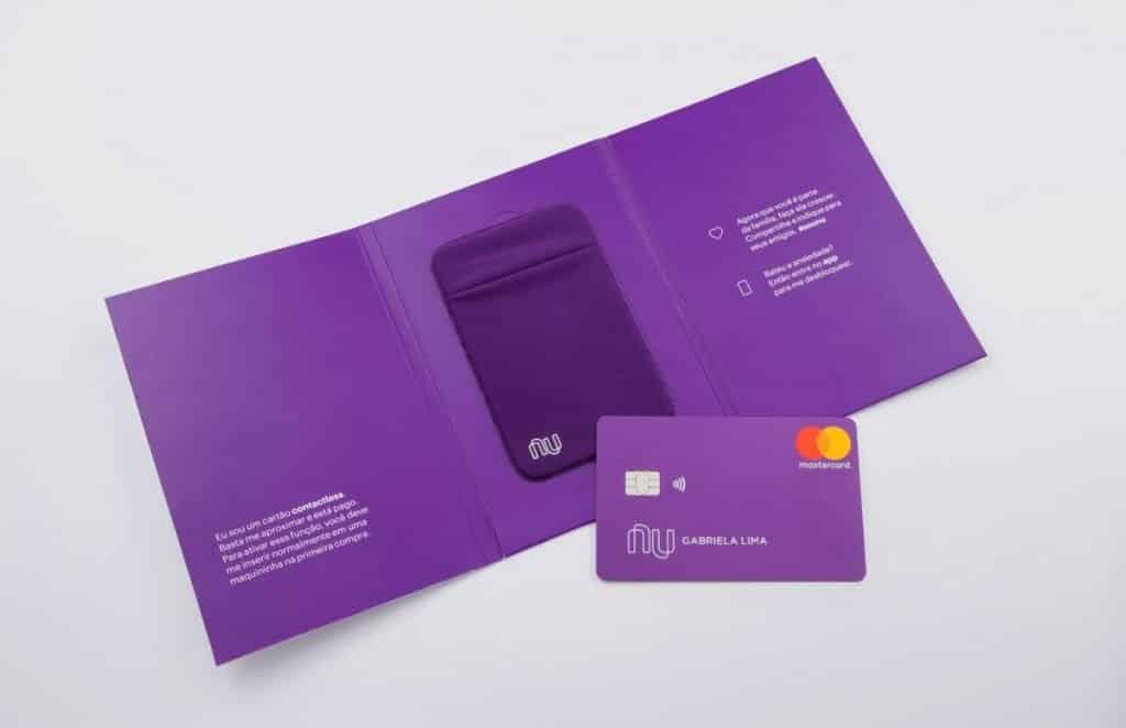Tipo de cartões da Nubank,  credito Gold e crédito Platinum. Confira as vantagens e benefícios.