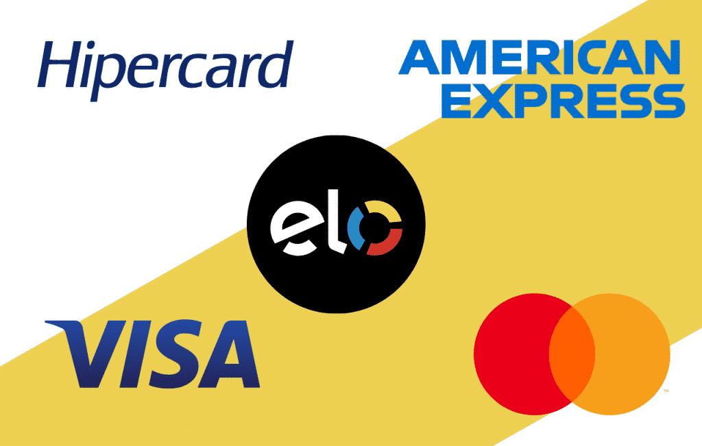 Visa, Mastercard, Elo, American Express são as principais bandeiras de cartões de crédito no Brasil, saiba mais sobre sua trajetória