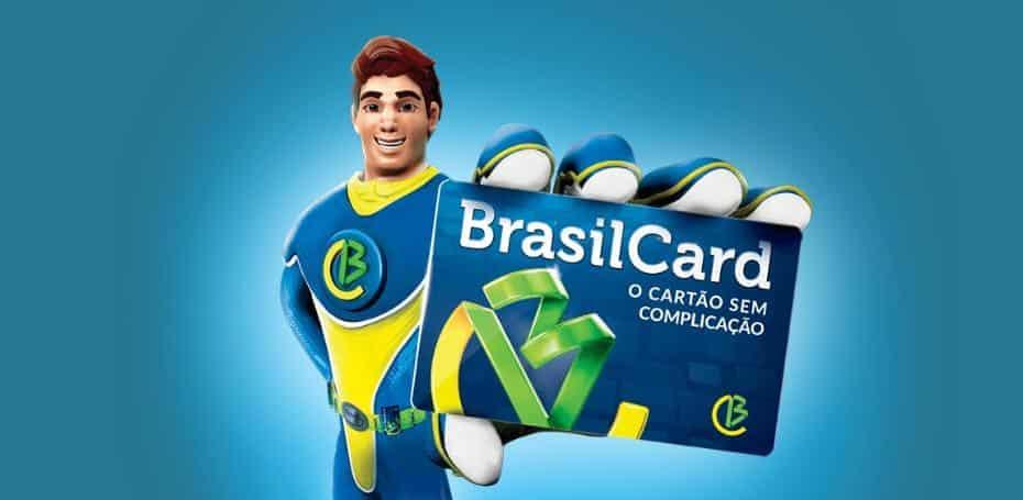 vantagens Cartão BrasilCard