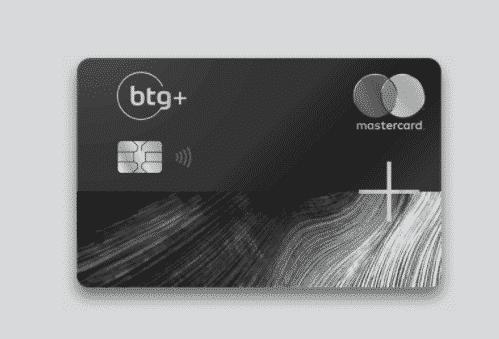 Análise do cartão de crédito BTG+ Mastercard Black