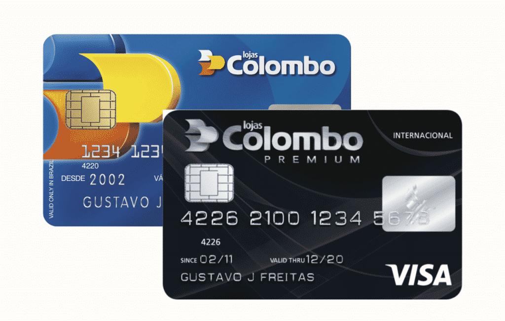 Cartões de Crédito Lojas Colombo a solução para suas compras com cartão da categoria Visa cheio de benefícios e vantagens para todos.