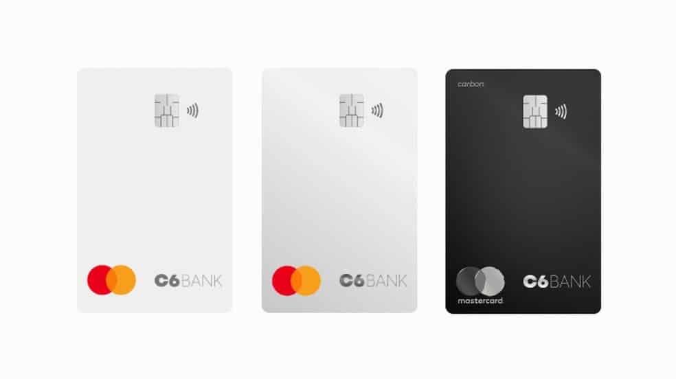 cartão de crédito fácil de aprovar C6 Bank