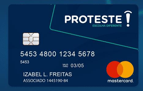 Vamos analisar hoje o cartão de crédito pré-pago Proteste Card, cartão internacional bandeira Mastercard e cashback exclusivo!