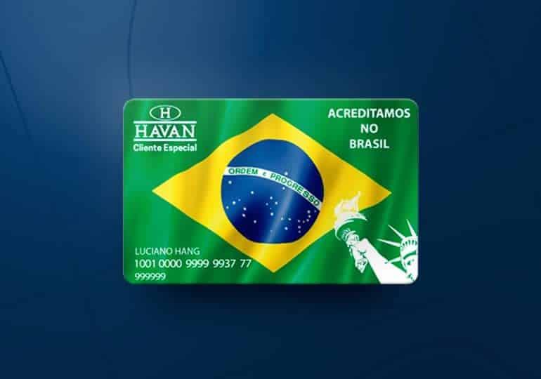 Cartão Havan