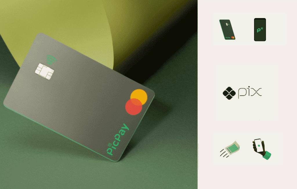 Vantagens do cartão PicPay Card ta solução dentro do aplicativo; crédito, débito e controle financeiro exclusivo saiba como Solicitar.