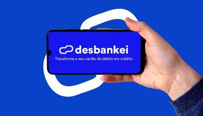 App de crédito Desbankei