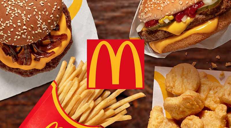 História do McDonalds
