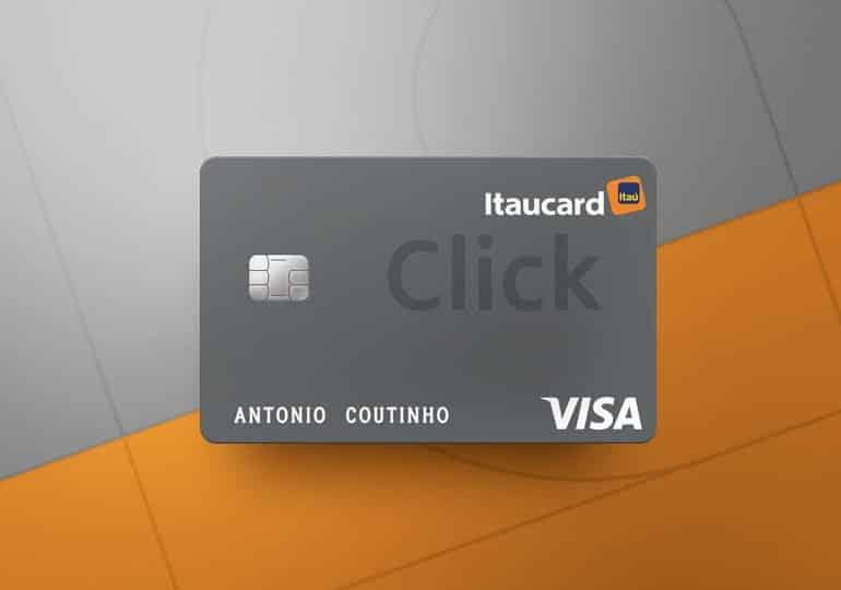 Itaucard Click Visa Platinum