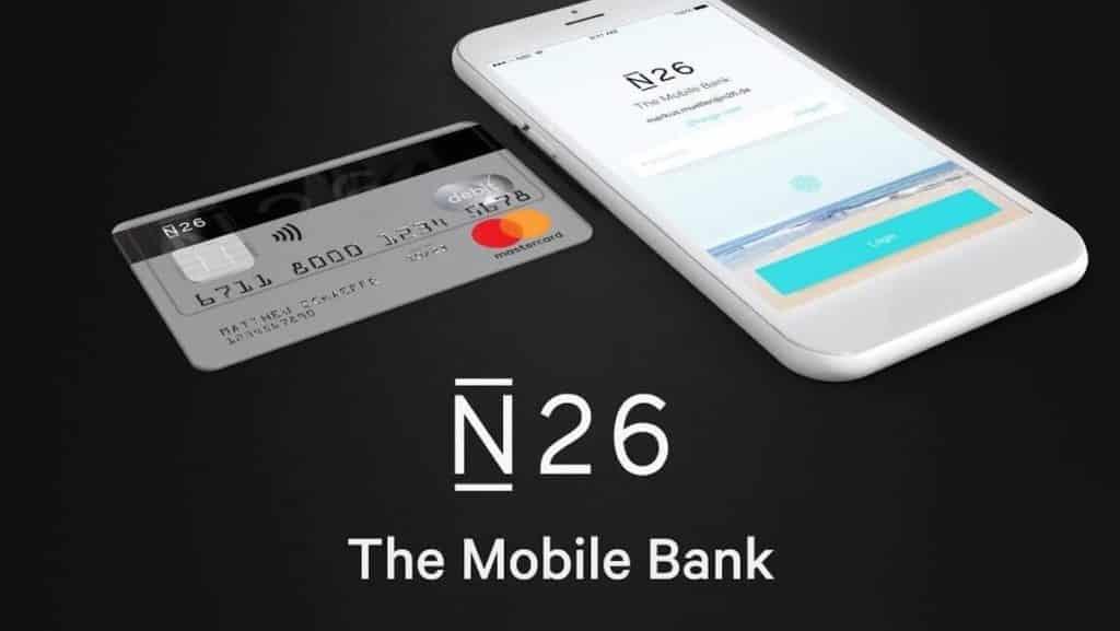 vantagens em abrir uma conta digital N26 Bank