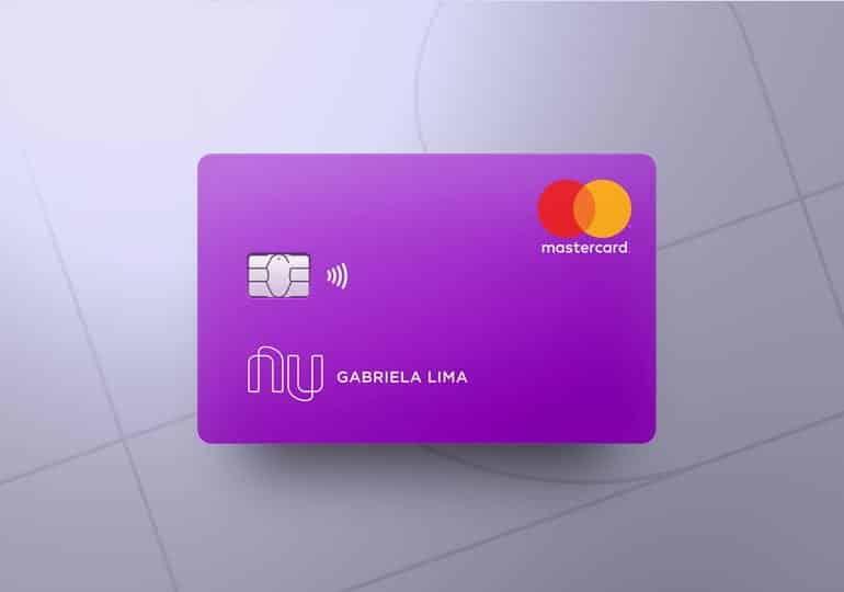 cartão de crédito fácil de aprovar Nubank