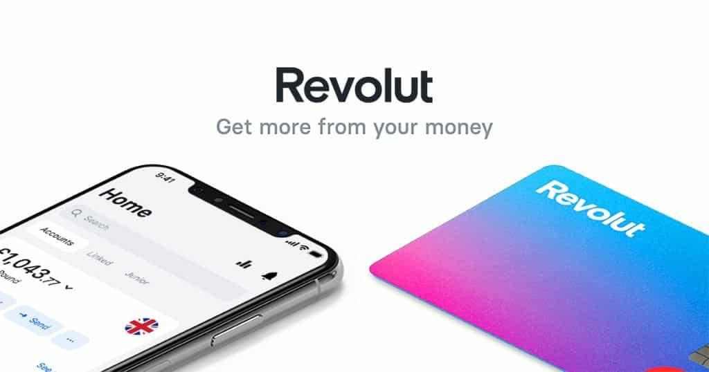 vantagens em abrir uma conta digital Revolut